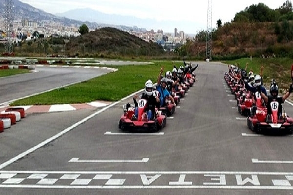 Carting in Marbella