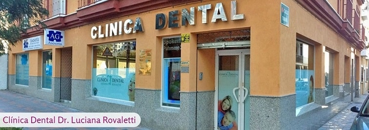 Clinic Dental Luciana Rovaletti in Marbella
