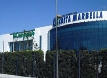 El Corte Ingles in Marbella