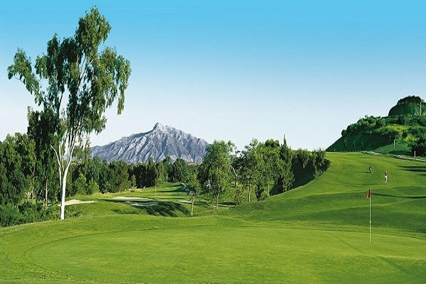 Golf Clubs in Marbella