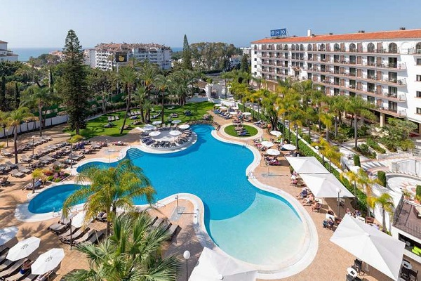 Places to stay in Marbella