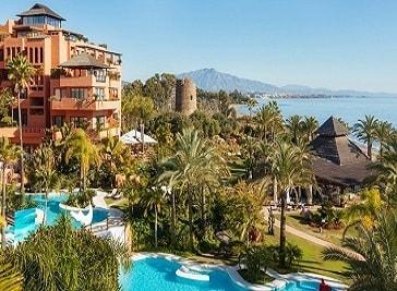 Kempinski Hotel Balia in Marbella