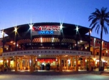 Plaza Mayor Shopping Centre in Marbella