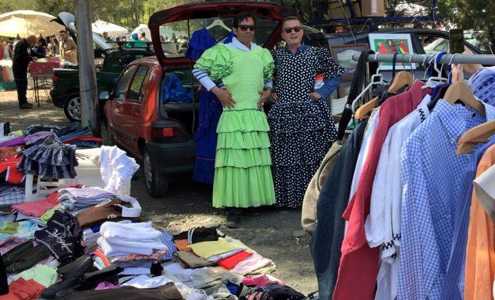 Weekly Second Hand Market at Benahavis Market