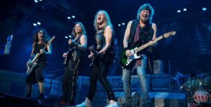 Iron Maiden in Concert, Madrid, 14th July