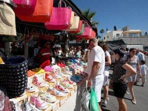 weekend Weekly Puerto Banus Street Market Saturdays 9am-2pm